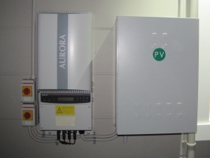 Inverter & Power box-a