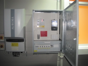 Inverter & open power box-a